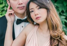 Prewedding Portfolio by Yvonne Law Photography