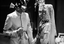 ANANDIA PUTRI & ARDI - WEDDING RECEPTION by Promessa Weddings