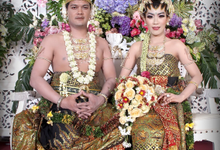 The Wedding of Diah & Teguh by Srikandi Wedding Organizer Semarang
