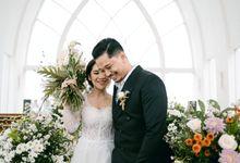 Ian & Arin Wedding by Le Clemmie by Amelia