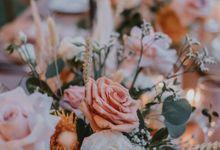 Gracia & Timothy by Sweetbella Florist & Decoration