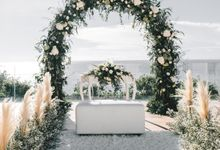 Eliyazer & Kartika by Sweetbella Florist & Decoration