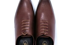 Salvare Shoes - Wholecut Brown by Salvare Shoes