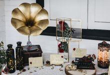 A Rustic Vintage Recital at Dempsey by Flo.Recitals