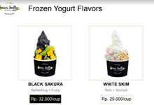 Sour Sally Frozen Yogurt by Sour Sally Group