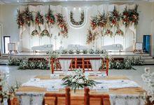 The wedding of Wisna & James by Mahogany.decoration