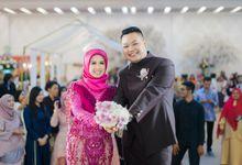 The Wedding of Ayunda & Dhimas by LM Wedding Planner & Event Organizer