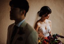 Davian & Priscilla by Andri Tei Photography