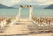 RJ and Jori Wedding at The St Regis Langkawi by Hanngevent
