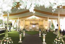 Wedding Decoration By Ratu Decoration by Sheraton Bandung Hotel & Towers