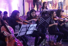 """Performance """"NYANYIAN INDONESIA"""" by Stairway Music Ensemble"""