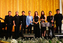 Gideon & Praisysha Wedding by Stairway Music Ensemble