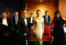 Meyer & Vanny Wedding by Stairway Music Ensemble