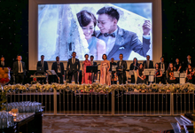 Hendy & Levina Wedding by Stairway Music Ensemble