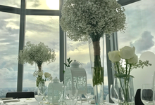 Salt Grill and Sky Bar  by Stalks of Love