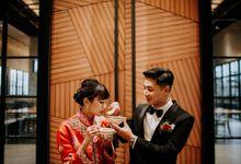 Rustic Industrial Wedding - Elisha and Lenice by The AHAVA
