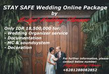STAY SAFE Online Wedding Package by Bridget Wedding Planner