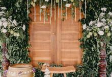 Bali Wedding Patric & Patricia at Taman Bhagawan by StayBright