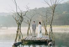 prewedding Darrel and Jessica by StayBright