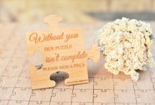 PUZZLE GUESTBOOK by Perpetuity_Indonesia