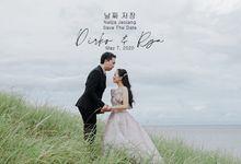 Prewedding of Dirko & Rya - You are my world (그대라는 세상) by Digibox Studio