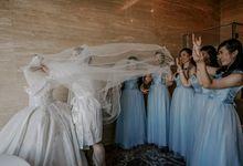 The Wedding of Donny & Della by Satori Planner