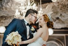 The Wedding of  Vincent & Jessica by Satori Planner
