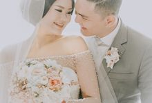 The Wedding of Mike & Ellie by Satori Planner