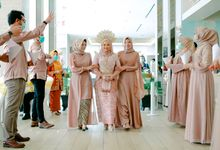 The Wedding of Ade & Tiara by Satori Planner
