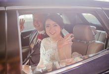 The Wedding of  Willy & Neysa by Satori Planner