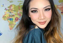 Makeup my self by stefanny mua