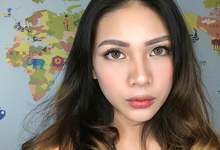 Makeup daily by stefanny mua