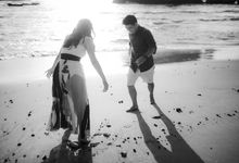 Couple Session of Stefanus & Esther in Nusa Penida Bali by Bare Odds