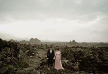 Steffi & Yulius Prewedding Bali by AKSA Creative