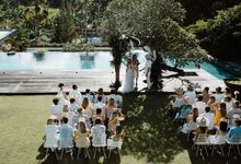 Shanti & Mike by Q Events Bali