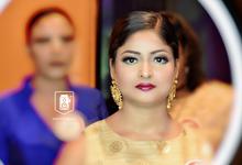 Priya Pre-Judging and Final Judging  by Stephy Ng Makeup and Hair