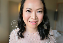 Indonesian Bride Suko | Actual Day by Stephy Ng Makeup and Hair