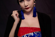 Oriental Makeup look by Stephy Ng Makeup and Hair