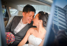 Min | Wedding Day  by Stephy Ng Makeup and Hair