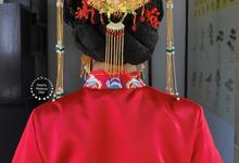 Imperial Qun Kua Makeup  by Stephy Ng Makeup and Hair