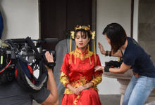 Qun Kua Film by Mediacorp by Stephy Ng Makeup and Hair