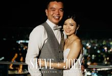 Steve & Joey - Wedding Cinematic Video by Aplind Yew Production - Wedding Cinematography & Photography