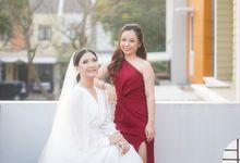 Wedding Of Steven & Angelia by Ohana Enterprise