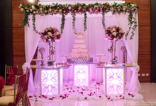 Services and decor by STEVEN DIAZ PLANNER