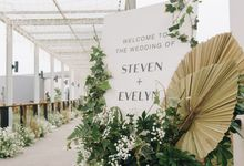 The Wedding of Steven & Evelyn by Elior Design