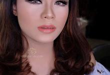 Makeup sister of bride by StevOrlando.makeup