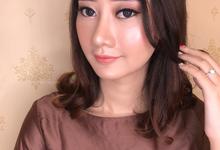 Self Makeup Class mrs. Natasha  by StevOrlando.makeup