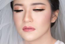 Morning Beauty Clean Makeup Wedding by StevOrlando.makeup
