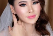 Soft Glow Wedding Makeup Looks by Stevanie Orlando by StevOrlando.makeup