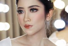 Sister Of Bride Makeup for Miss Chelline by StevOrlando.makeup
